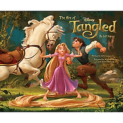 Art of Tangled Book