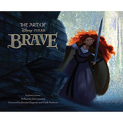 Art of Brave Book