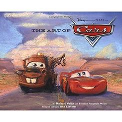Art of Cars Book