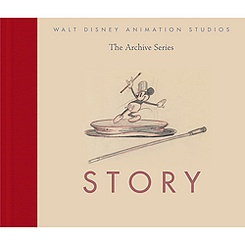 Story - Walt Disney Animation Studios Archive Series Book