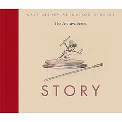 Story - Walt Disney Animation Studios Archive Series Book