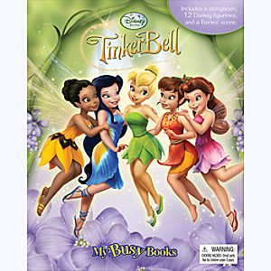 Tinker Bell - My Busy Books
