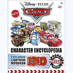 Disney Pixar Cars: Character Encyclopedia Book