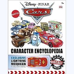 Disney Pixar Cars: Character Encyclopedia Book