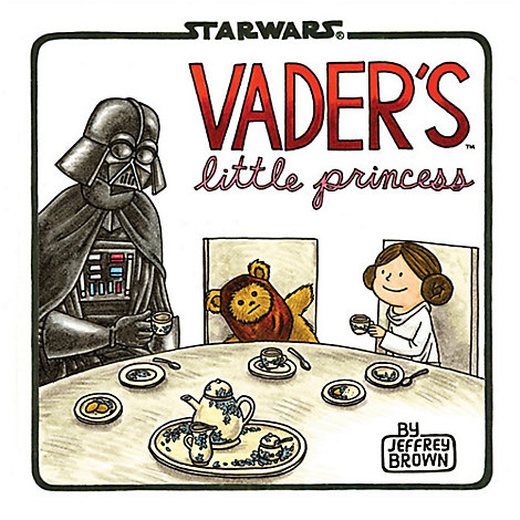 StarWars Vader's little princess
