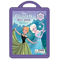 Frozen Dress-Up Book and Magnetic Play Set