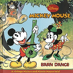 Mickey Mouse Barn Dance Storybook