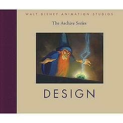 Design - Walt Disney Animation Studios Archive Series Book