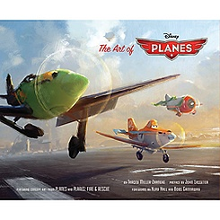 The Art of Planes Book