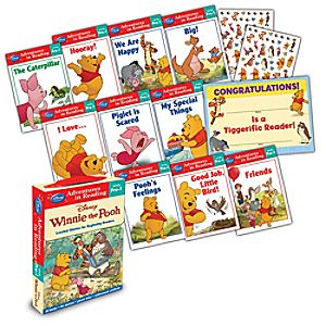Winnie-the-Pooh Adventures in Reading Box Set