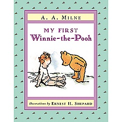 My First Winnie-the-Pooh Book