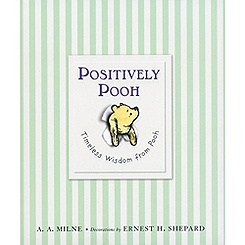 Winnie-the-Pooh: Positively Pooh Book