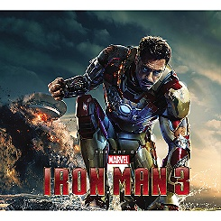 The Art of Iron Man 3 Book
