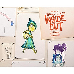 The Art of Disney•Pixar Inside Out Book