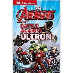 Marvel's Avengers: Battle Against Ultron Book
