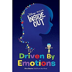 Disney•Pixar Inside Out Driven By Emotions Book