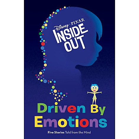 Inside Out Driven By Emotions Book