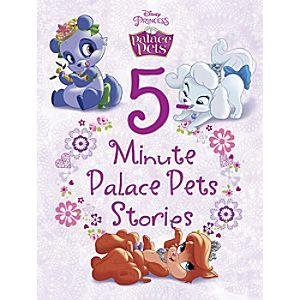 Palace Pets: 5 Minute Palace Pets Stories Book