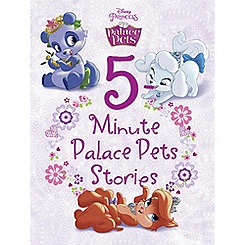 Palace Pets: 5 Minute Palace Pets Stories Book