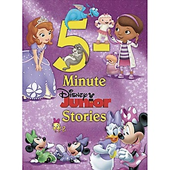 5-Minute Disney Junior Stories Book