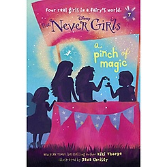 The Never Girls Book - ''A Pinch of Magic''