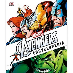 Marvel's Avengers Encyclopedia Book