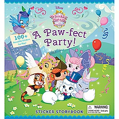 Whisker Haven: A Paw-fect Party Book