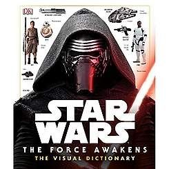 Star Wars: The Force Awakens The Visual Dictionary Book