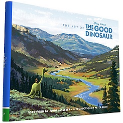 The Art of The Good Dinosaur Book