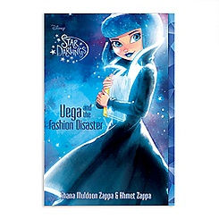 Star Darlings: Vega and the Fashion Disaster Book