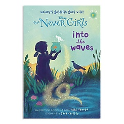 The Never Girls Book - ''Into the Waves''