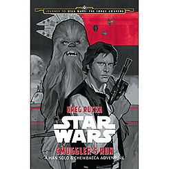 Journey to Star Wars: The Force Awakens - Smuggler's Run Book