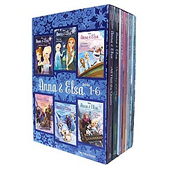 Anna & Elsa: Books 1-6 Boxed Set