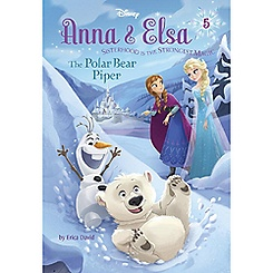 Anna & Elsa 5: The Polar Bear Piper Book