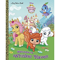 Palace Pets Big Golden Book: Welcome to Whisker Haven