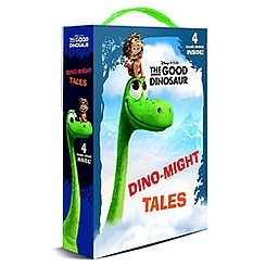 The Good Dinosaur Dino-Might Tales Board Book Set