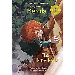 Merida 2: The Fire Falls Book