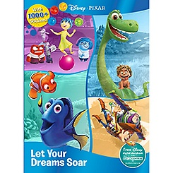 Disney•Pixar Let Your Dreams Soar Book