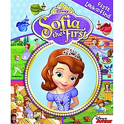 Sofia the First: First Look and Find Book