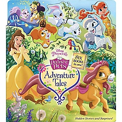 Palace Pets: Adventure Tales Book
