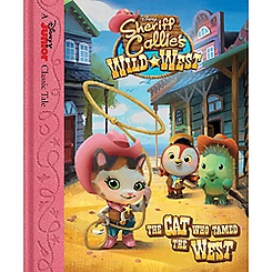 Sheriff Callie's Wild West Book