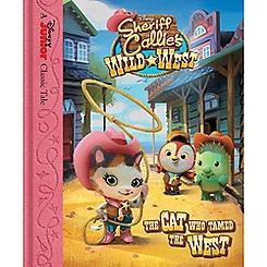 Sheriff Callie's Wild West Book