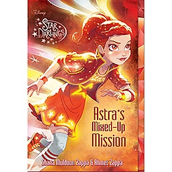 Star Darlings: Astra's Mixed-Up Mission Book