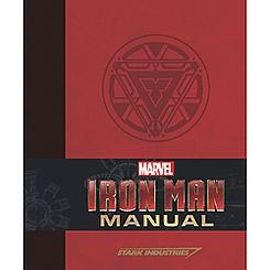 Marvel Iron Man Manual Book