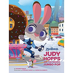 Zootopia: Judy Hopps and the Missing Jumbo-Pop Book