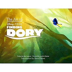 The Art of Finding Dory Book