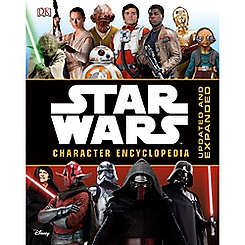 Star Wars: Character Encyclopedia - Updated and Expanded