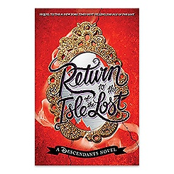 Descendants: Return to the Isle of the Lost Book