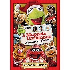 A Muppets Christmas: Letters to Santa DVD