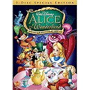 Alice in Wonderland 2-Disc DVD